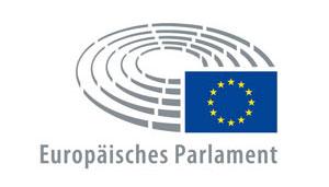 Logo Europäisches Parlament Straßburg